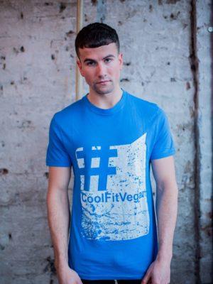 cool fit vegan t shirt