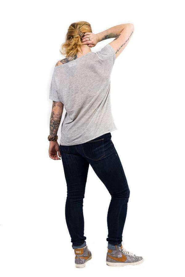 Women's Tshirt : 9 Lives Eternal