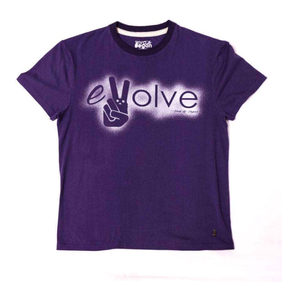 Men's / Unisex Vegan Tshirt : eVolve