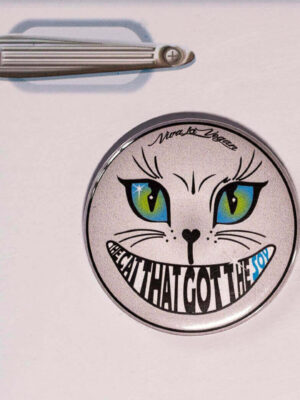 Fridge Magnet: The Cat That Got The Soy!