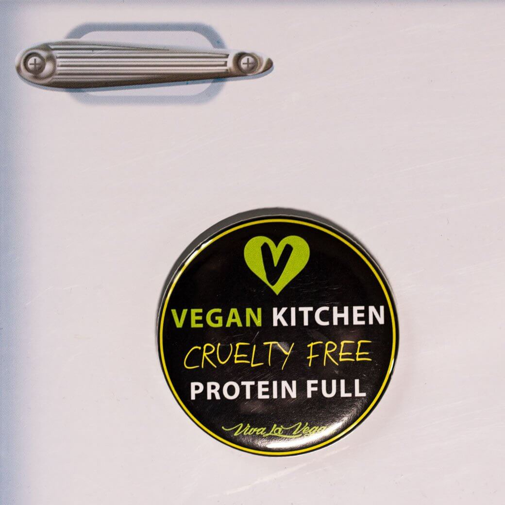 Fridge Magnet: Protein Full