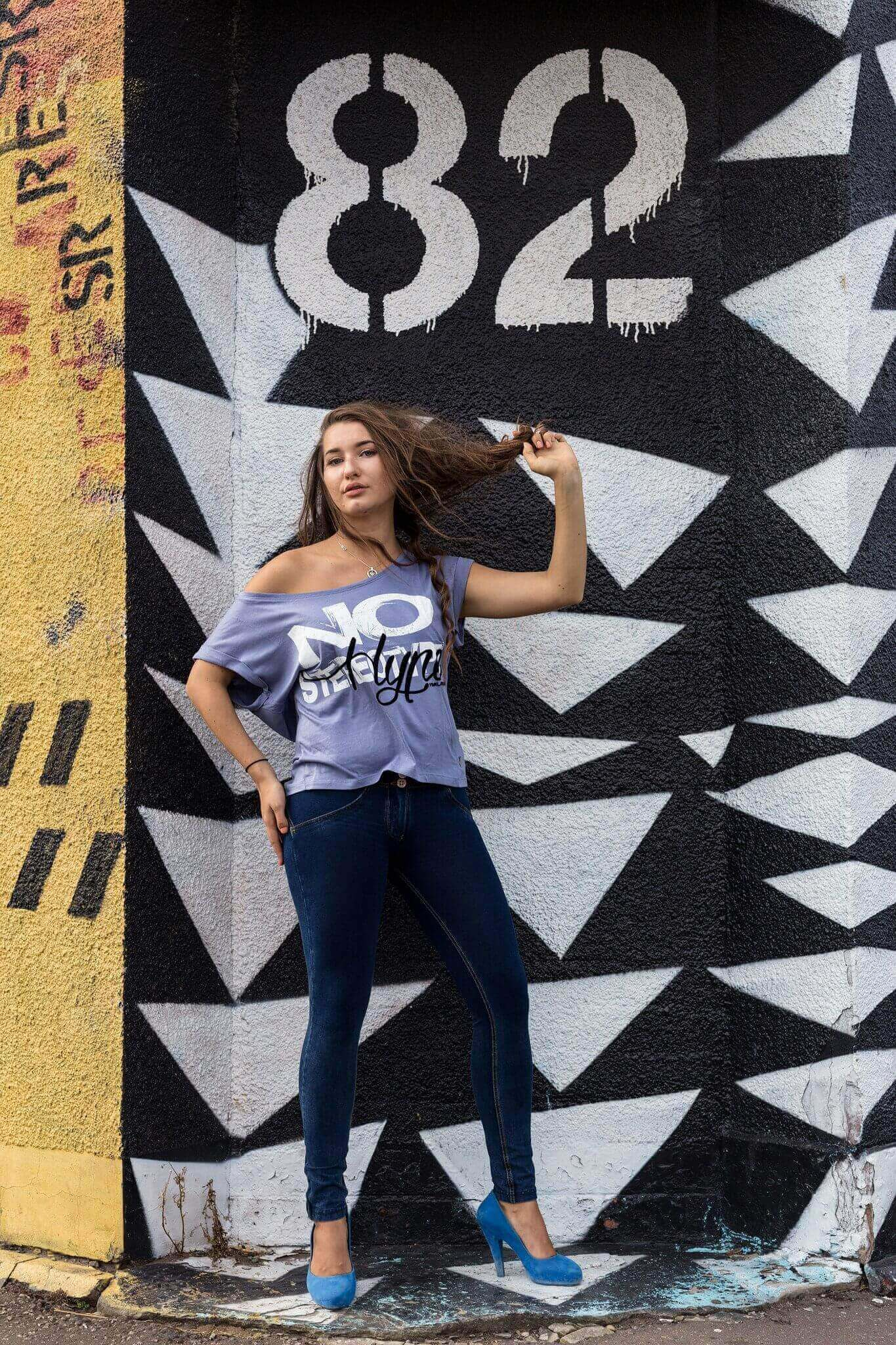Women's Tshirt : No Stereotype Hype