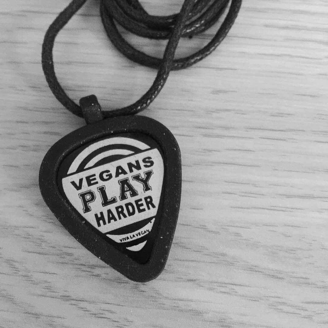 Necklace: Statement Pick Holder