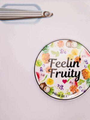 Fridge Magnet: Feeling Fruity