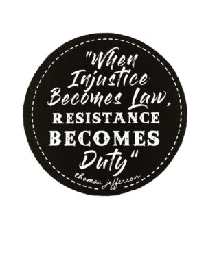 Printed Patch Round - Resistance Becomes Duty