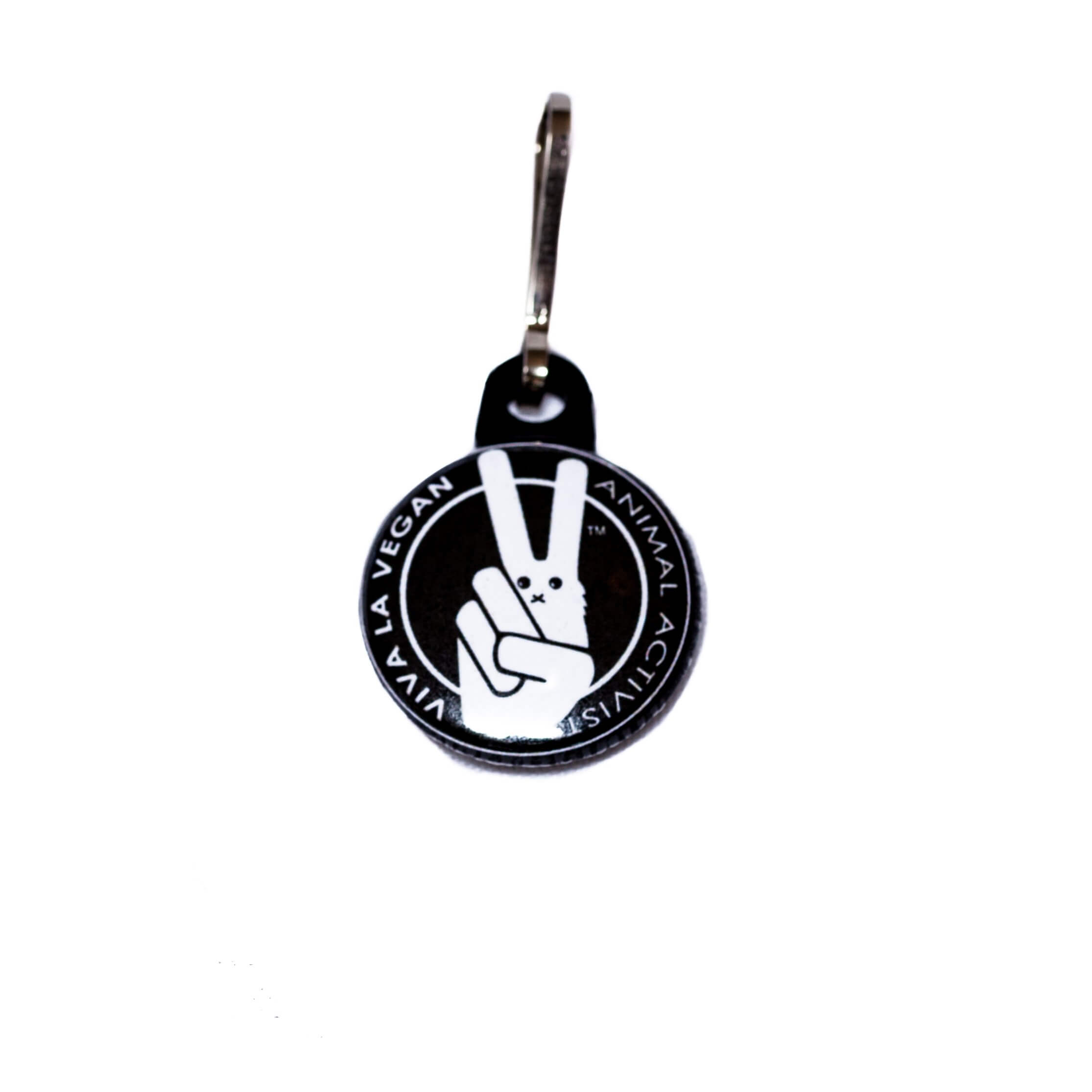 Zip Pull : VLV Signature Bunny