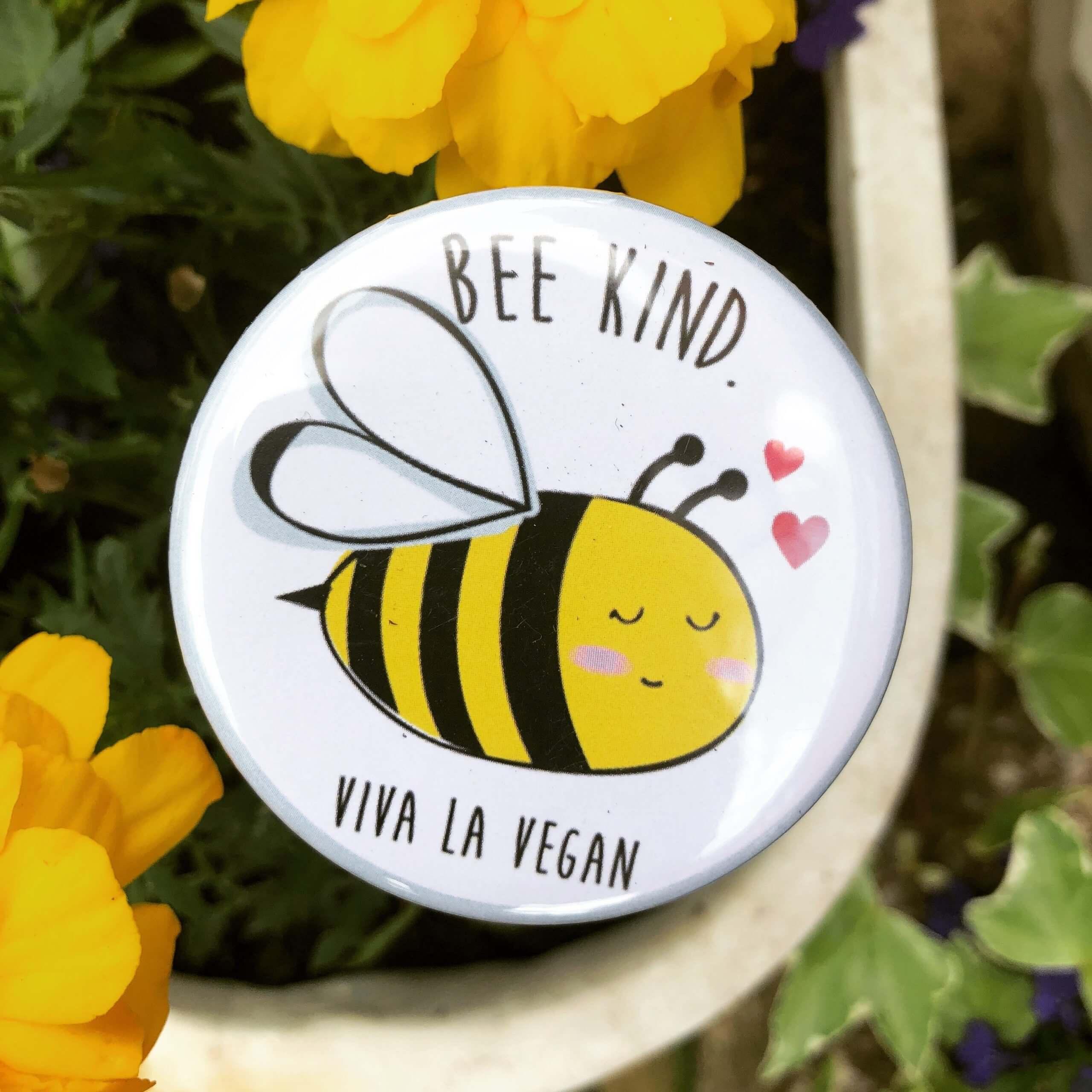 Fridge Magnet: Bee Kind