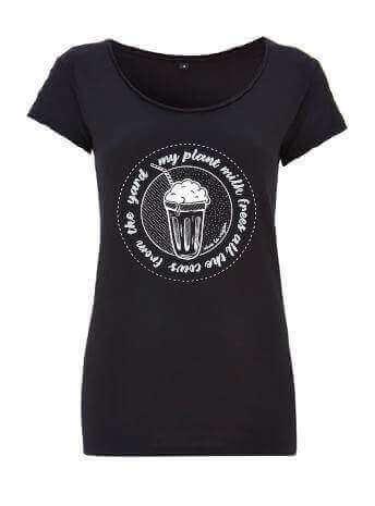 Womens Tee: My Milkshake