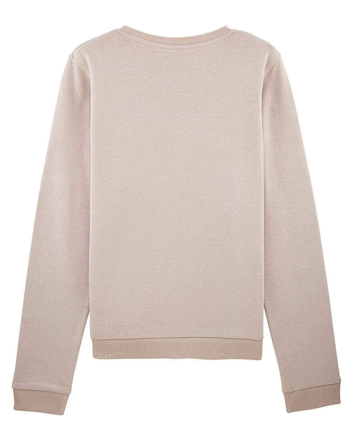 Womens Boxy Sweatshirt : Be On The Right Side Of History