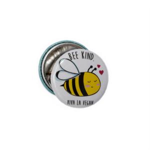 25 mm Statement Badge: Bee Kind