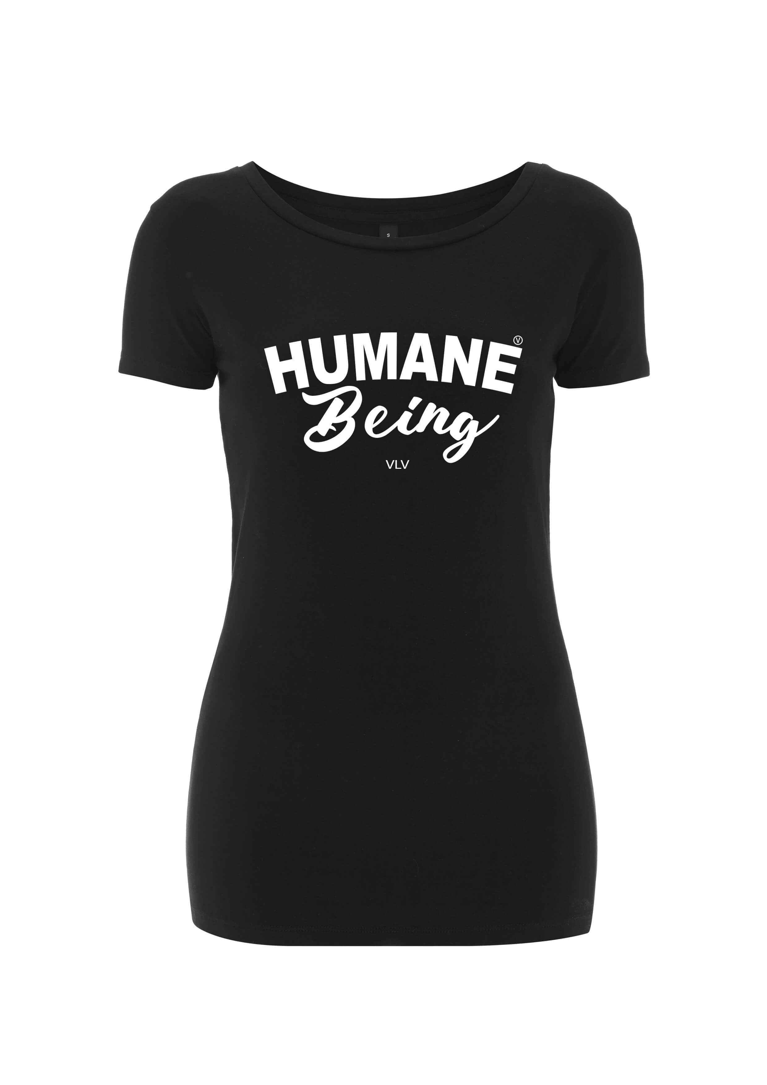 Women's Tshirt : Humane Being