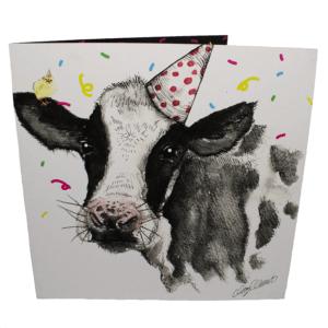 Greetings Card: Daisy