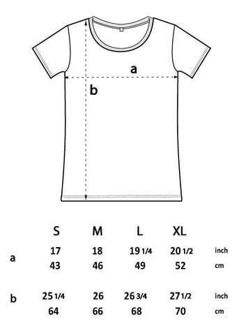 wide neck t shirt spec