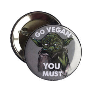 Yoda Knows 58mm Badge