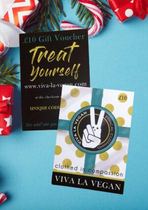 Polka Dot Parcel Gift Card - £10
