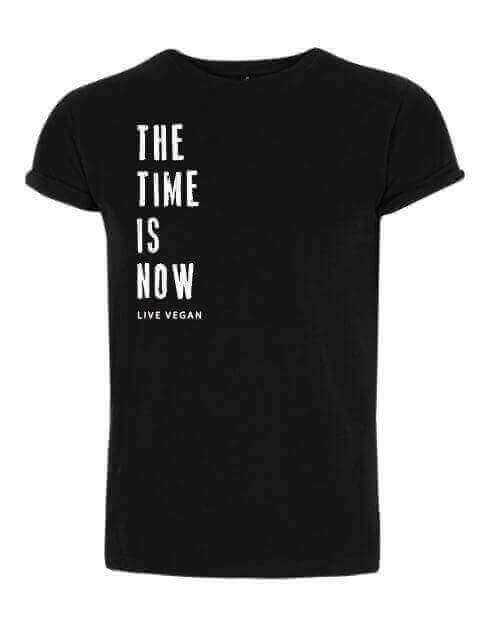 Unisex Tshirt : The Time Is Now