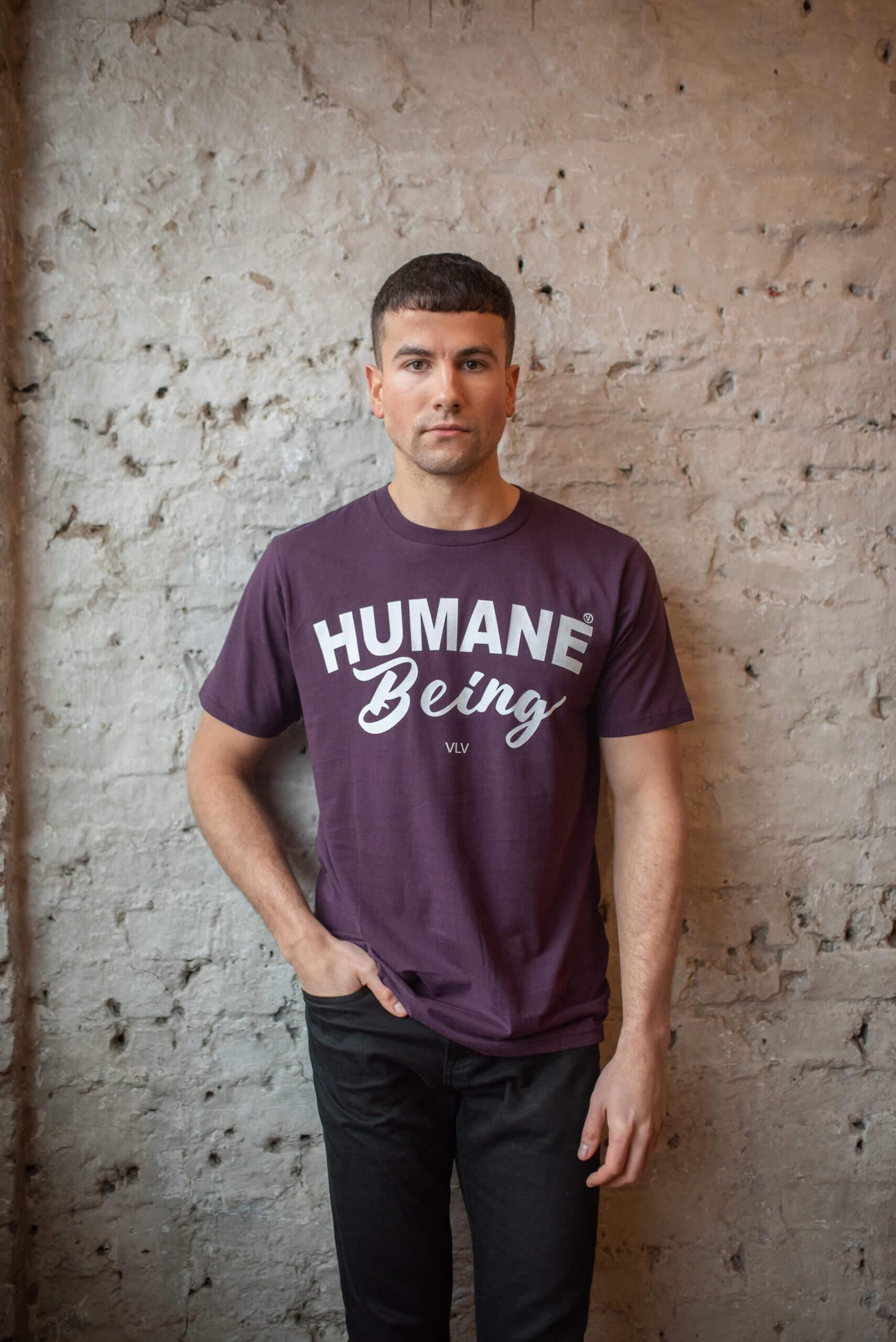 humane being t shirt