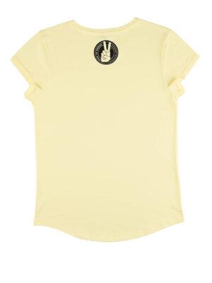Family Not food Tshirt with back logo print by Viva La Vegan