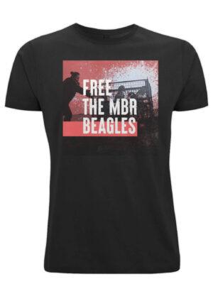 Free the MBR beagles LOGO Unisex Tshirt